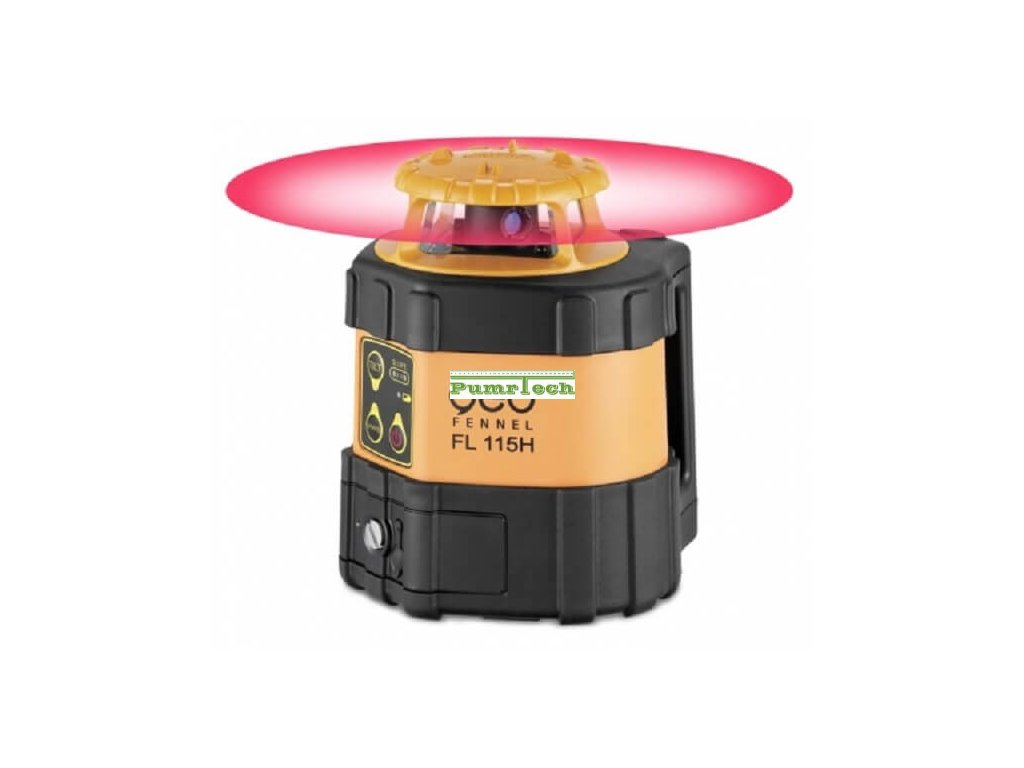 Rotační laser GeoFennel FL 115H