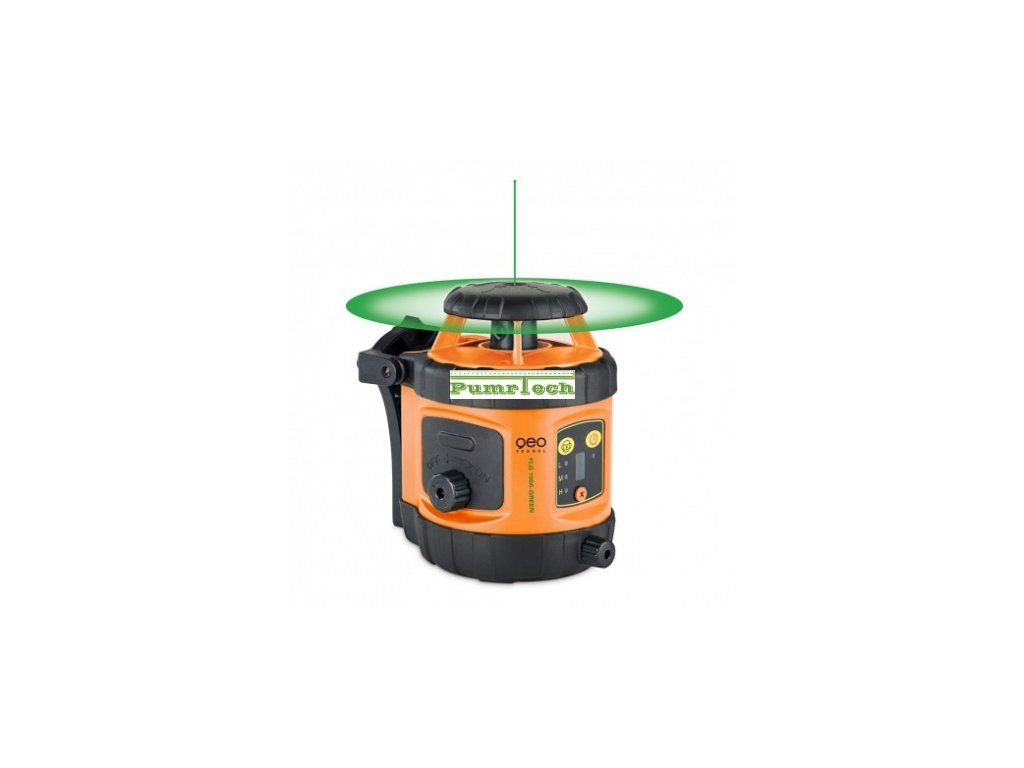 Rotační laser GeoFennel FL 190A Green
