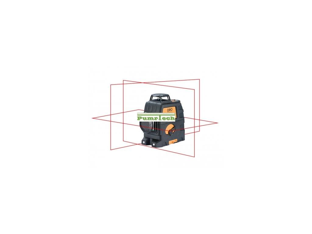 Křížový laser GeoFennel, Geo6X