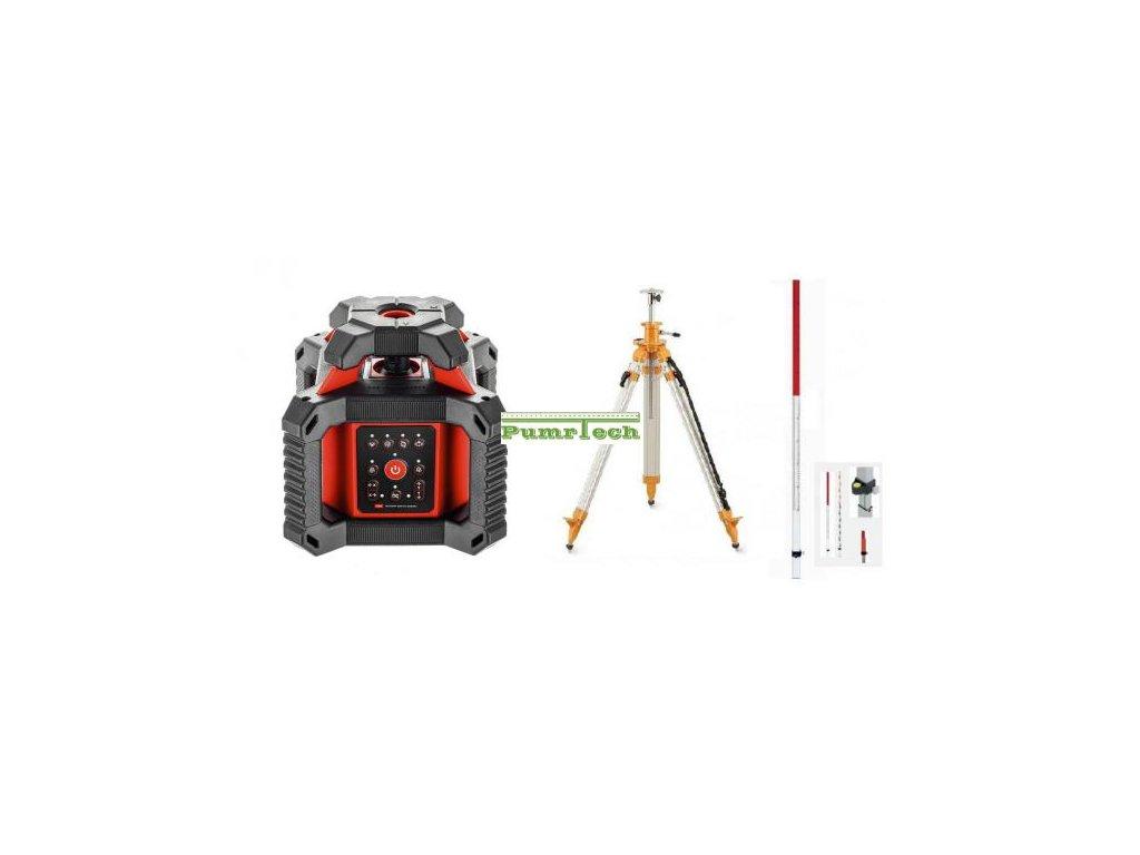 Rotační laser ADA Rotary 500HVR set