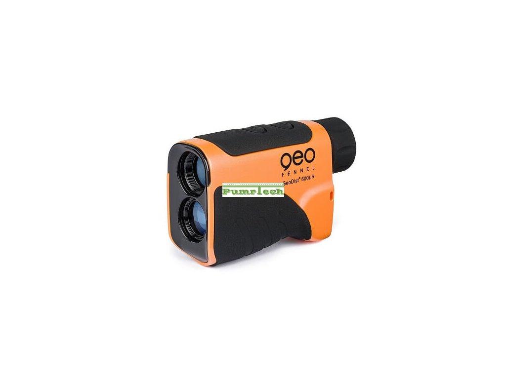 Laserový dálkoměr GeoDist 600