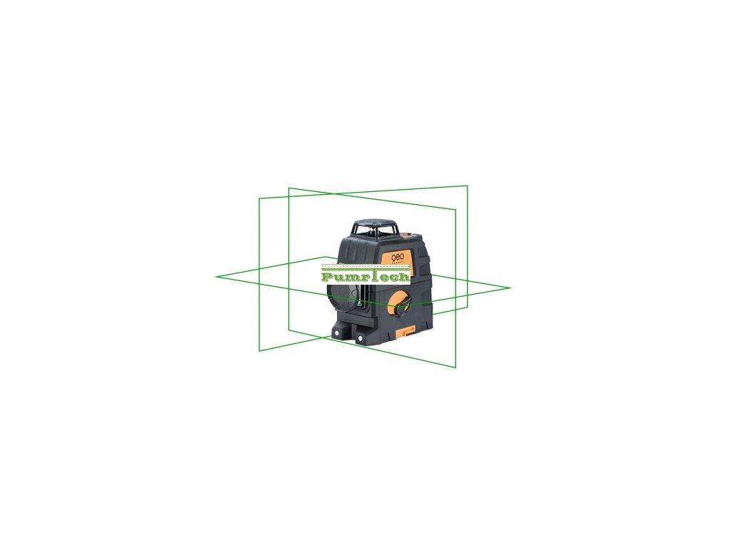 Křížový laser, Geo6X-Green kit