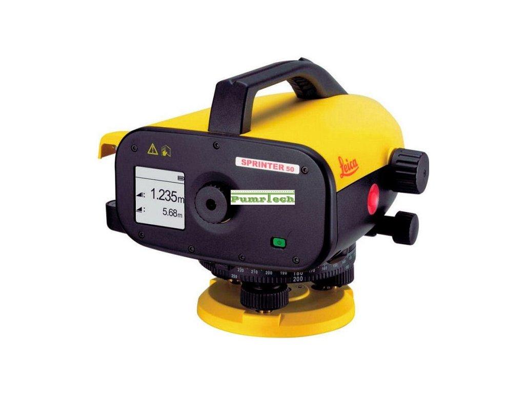 Digitální nivelační přístroj Leica Sprinter 50