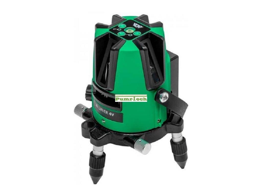 Křížový laser ADA 3D Liner 4V Green