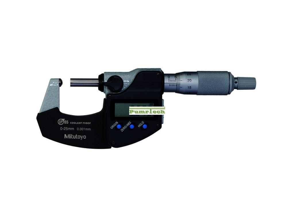 Digitální třmenový mikrometr 25-50 mm od Mitutoyo