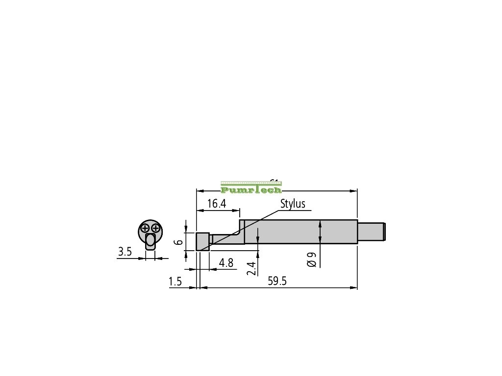 Snímací dotek SJ-210 S-Drive