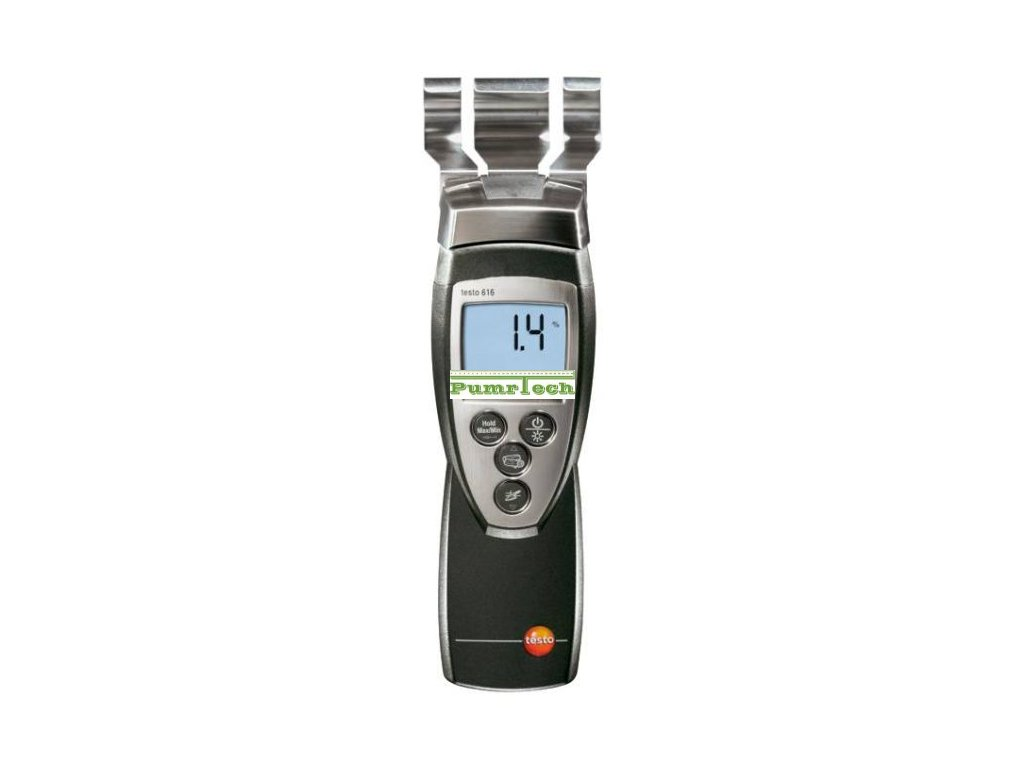 testo 616 - přístroj pro měření vlhkosti materiálů