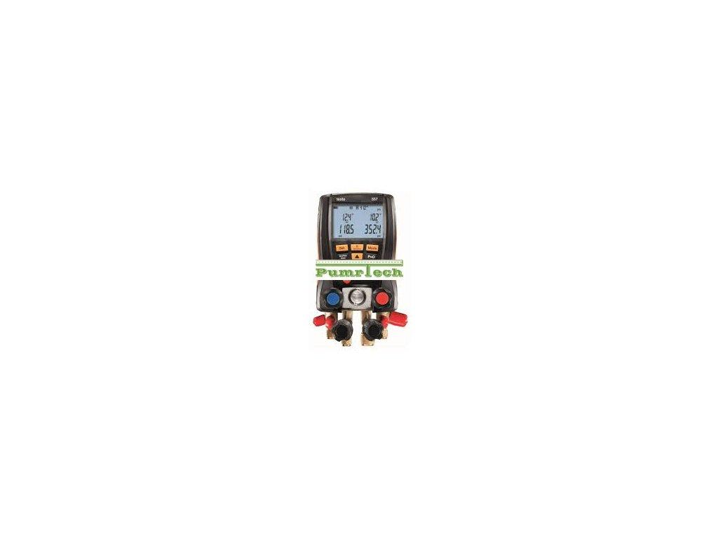 testo 557 sada - digitální servisní přístroj