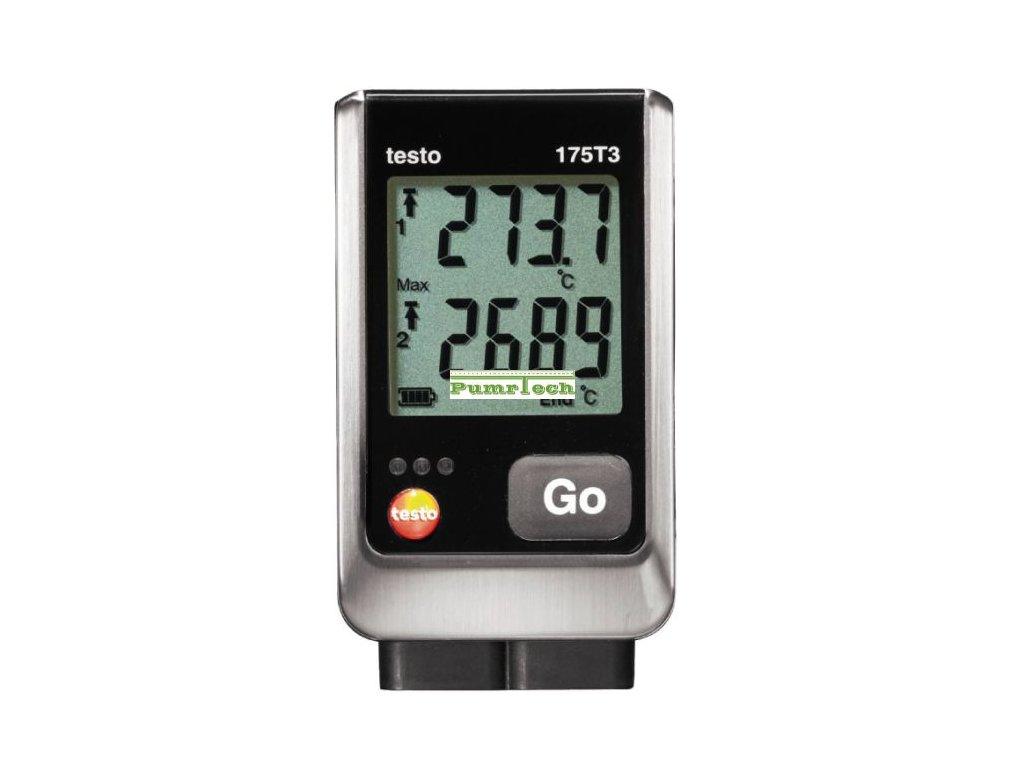 testo 175T3 instrument temperature 001869 bear prl