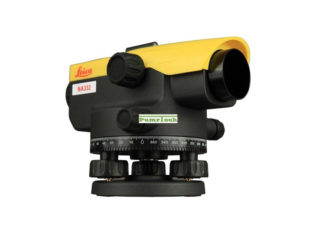 Nivelační přístroj sada Leica NA 332