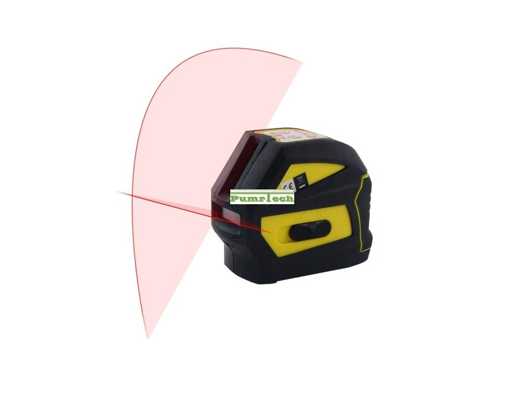 Krozovy laser