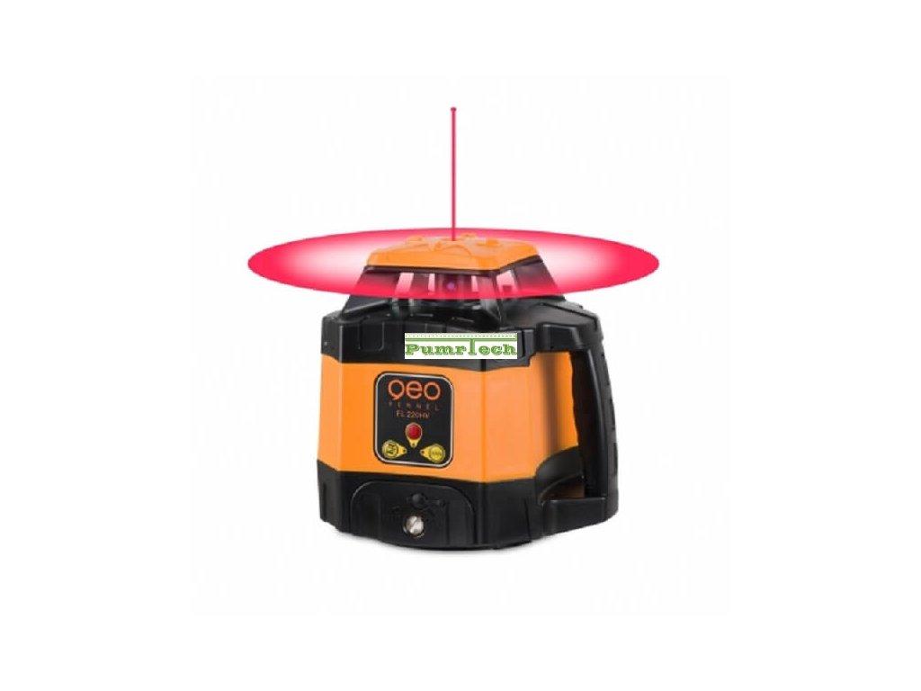Rotační laser FL 220HV