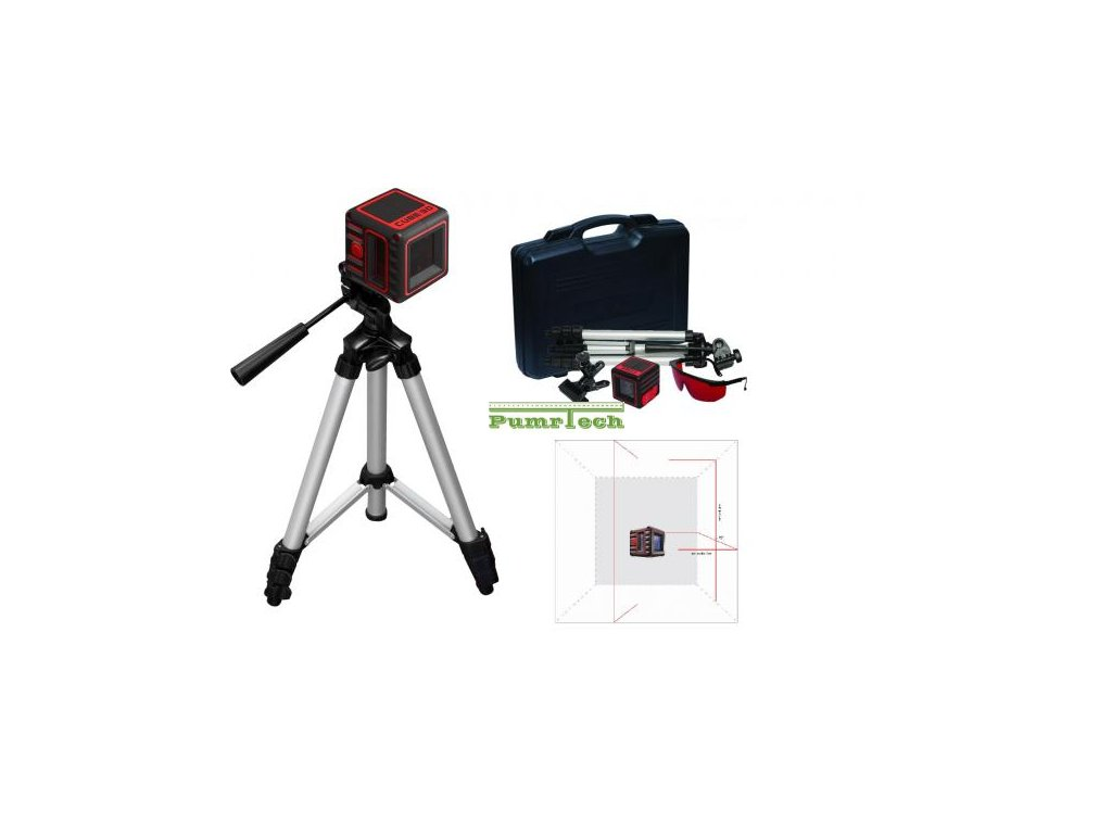 Křížový laser ADA, Cube 3D Ultimate