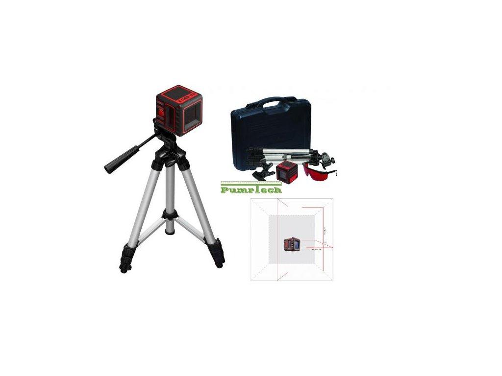 Křížový laser ADA Cube 3D Ultimate
