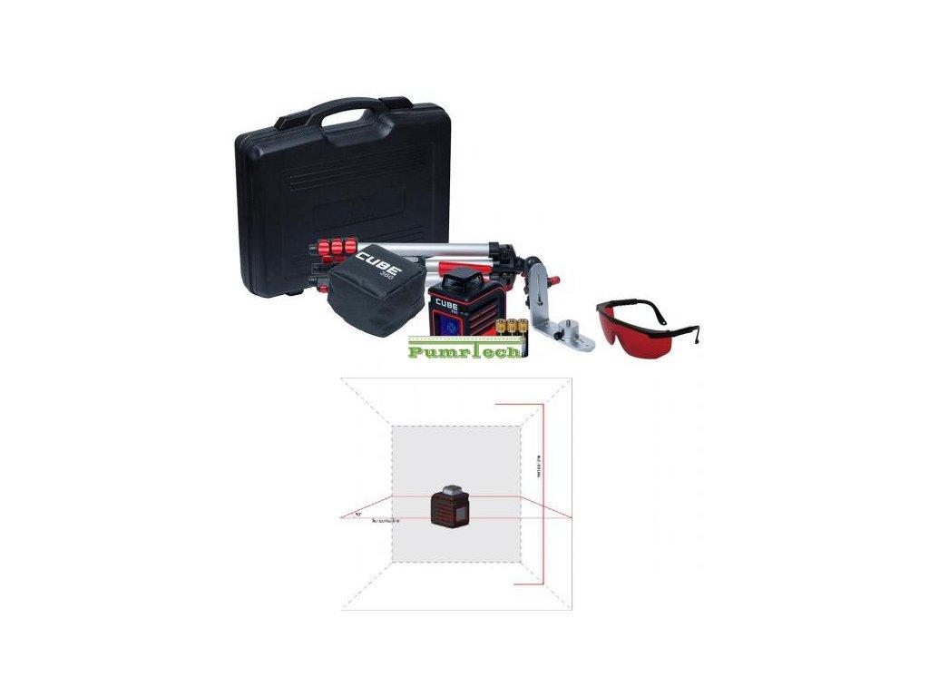 Křížový laser ADA Cube 360 Ultimate