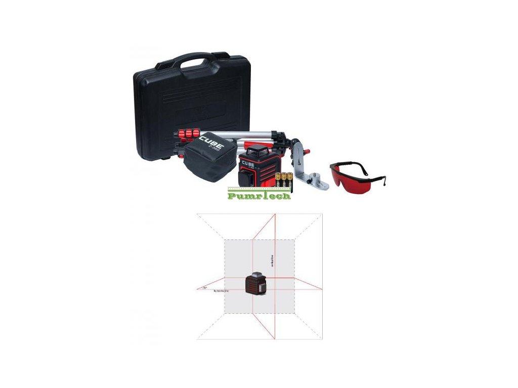 Křížový laser ADA, Cube 2-360 Ultimate