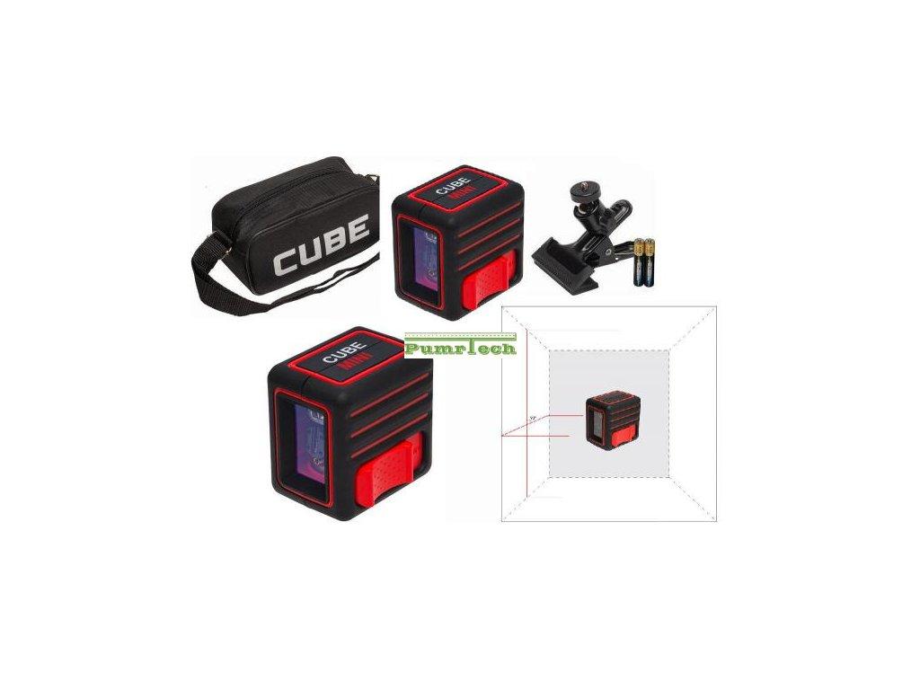 Křížový laser ADA Cube Mini Home