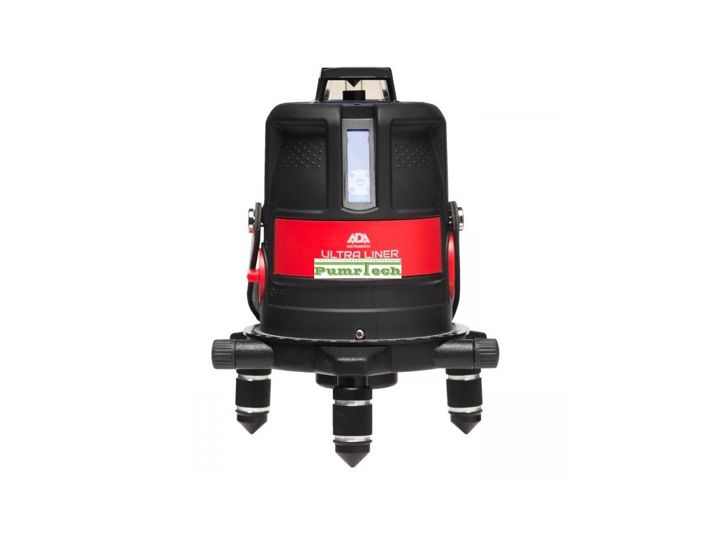 Křížový laser ADA Ultraliner 4V