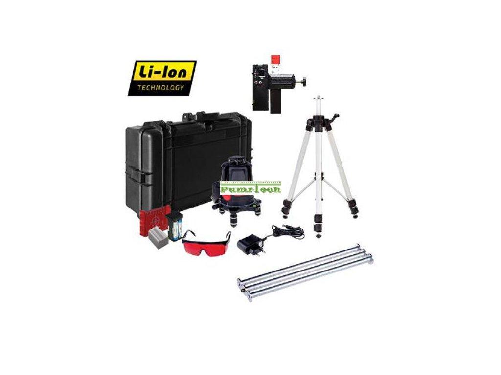 Křížový laser ADA Ultraliner 4V Set + přijímač