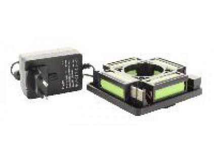 ADA-FKD-Hedü-PLS Sada s baterií a nabíječkou pro rotační lasery