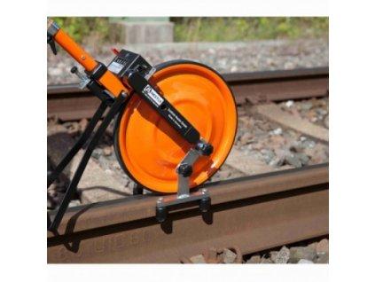 Měřící kolečko N192 pro měření na kolejích