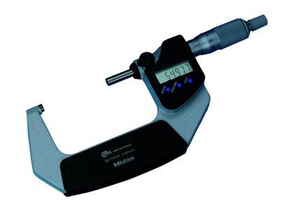 Mitutoyo digitální třmenový mikrometr 50-75 mm