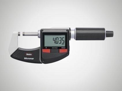 Digitální třmenový mikrometr 0-25 mm Mikromar 40ER