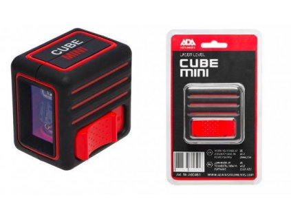 Křížový laser ADA Cube Mini Basic