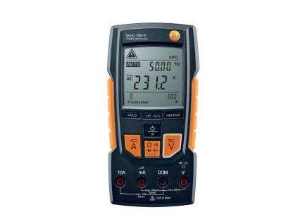 testo 760-3 digitální multimetr