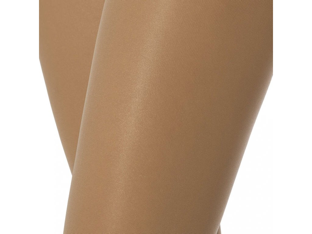 Zdravotní kompresní punčochy Marilyn 140 Sheer Open - Solidea 86fa2f3d21