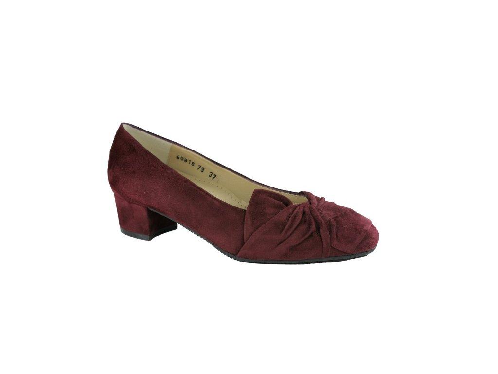 Zdravotní obuv LOREN 60818
