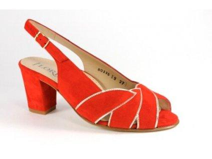 Zdravotní obuv LOREN 80330