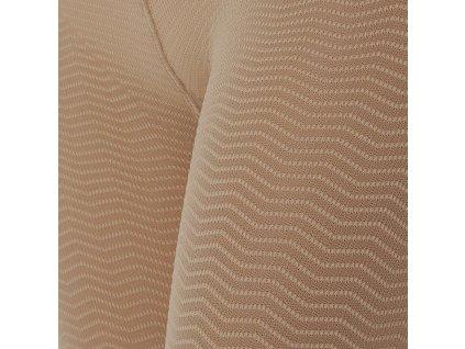 Zdravotní kompresní masážní kalhoty Silver Wave High Waist Short