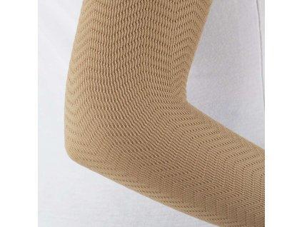 Zdravotní kompresní masážní pažní návlek Silver Wave Slimming Sleeves