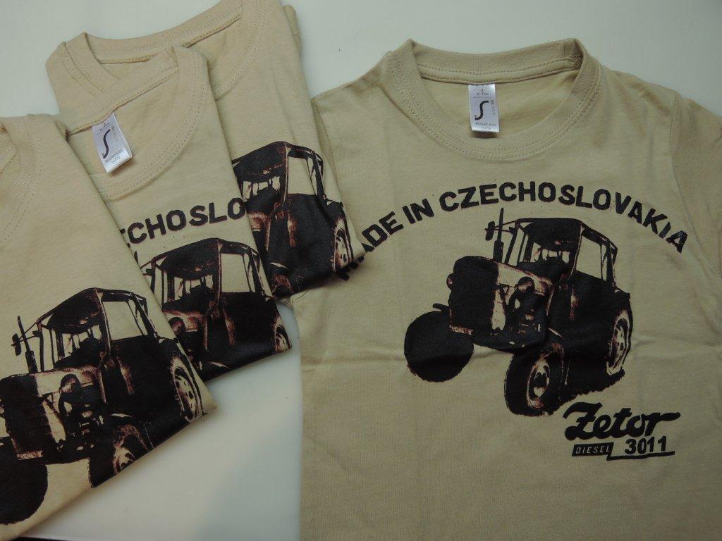 Traktor pro děti