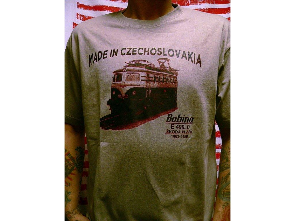lokomotiva Bobina