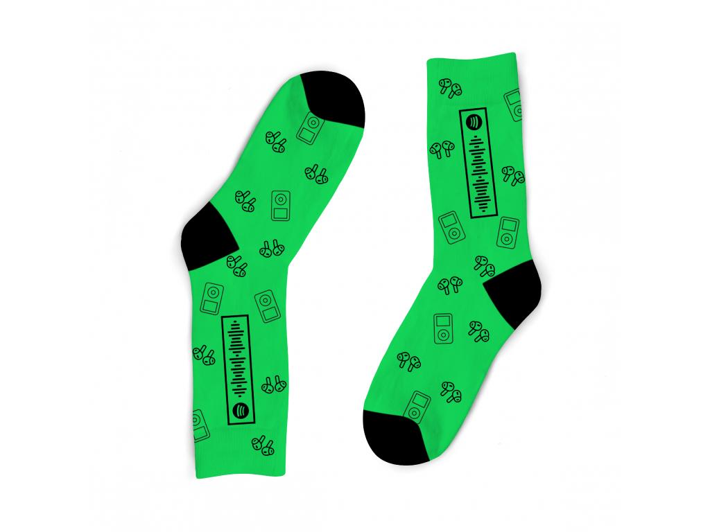 Spotify Ponožky