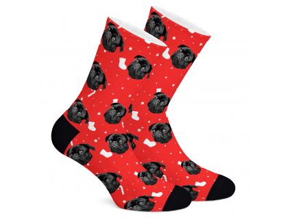 PupSocks Vánoční edice