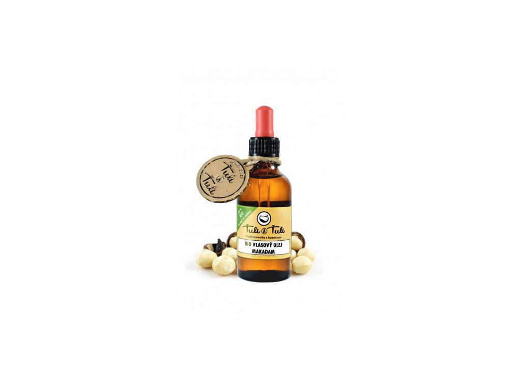 BIO vlasový olej Makadam