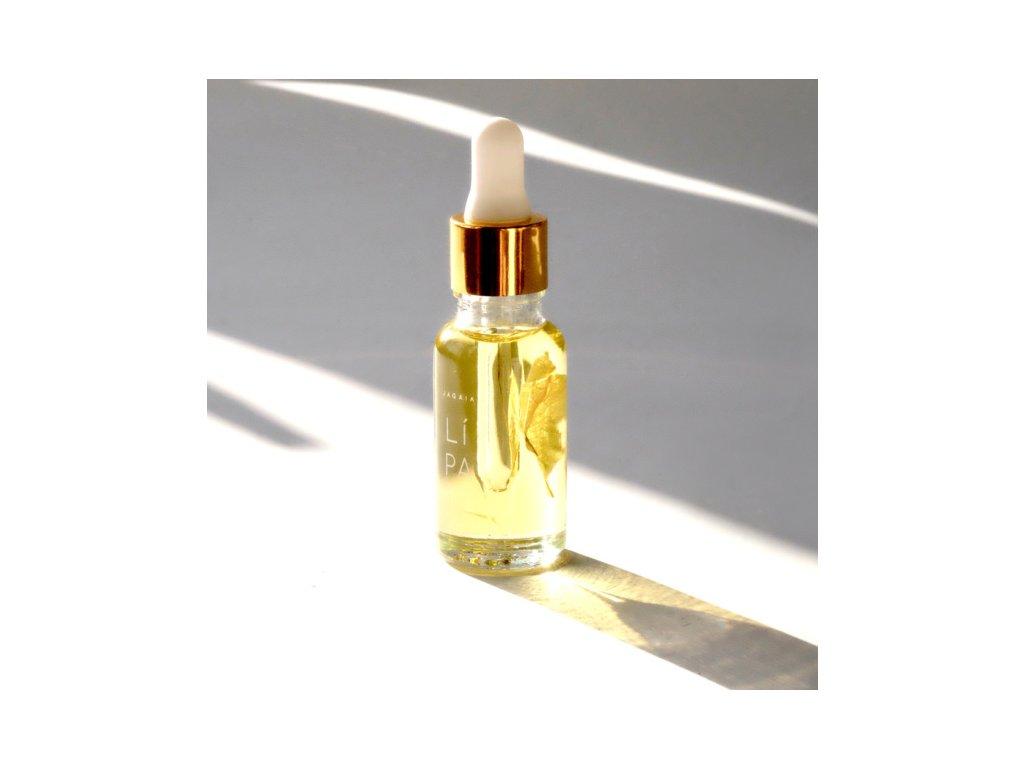 Lípa pleťový olej