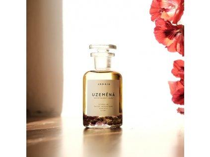 Krystalový olej Uzeměná