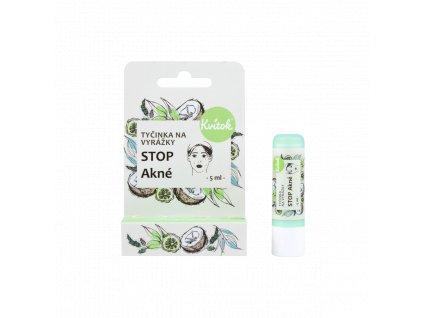 SOS Zinková tyčinka na pupínky a opary
