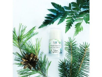 100% přírodní deodorant bez sody V lese naje(š) se