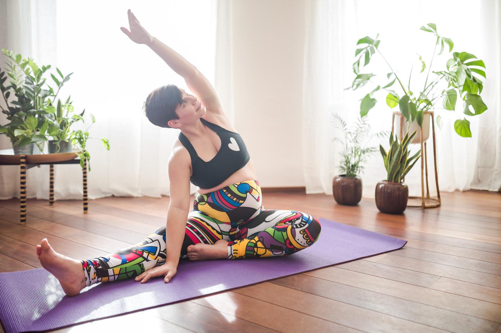 Jak na cvičení a sportování v těhotenství