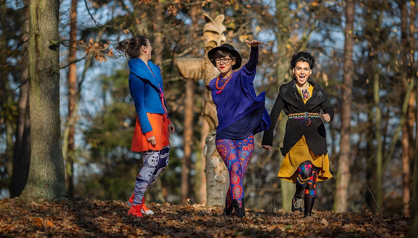 Pura Vida outfity nejen na podzim