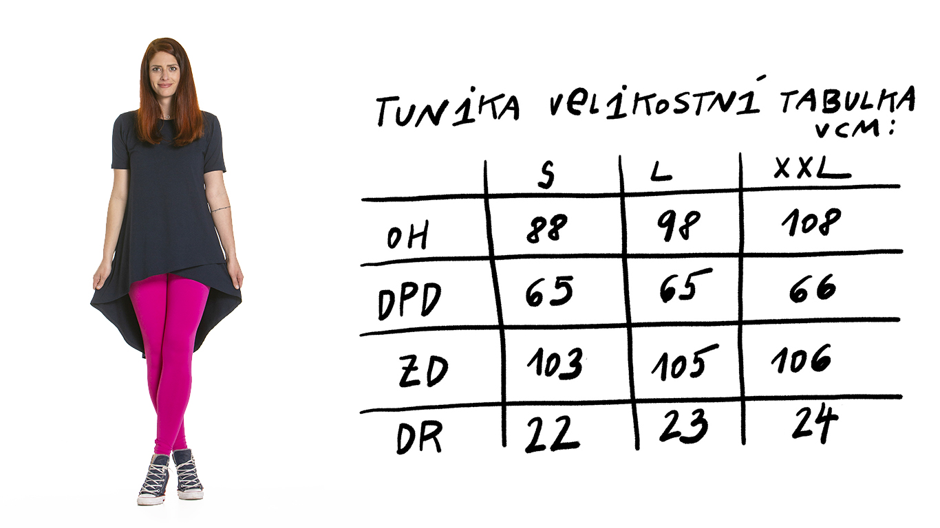 puravida_velikostni_tabulky_new_tunika_kr_rukav_3_barvy