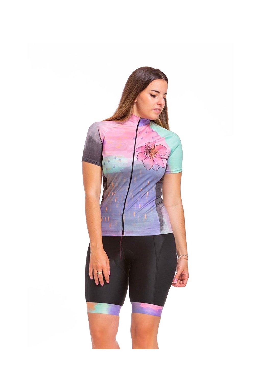 puravida cyklo woman dres 01