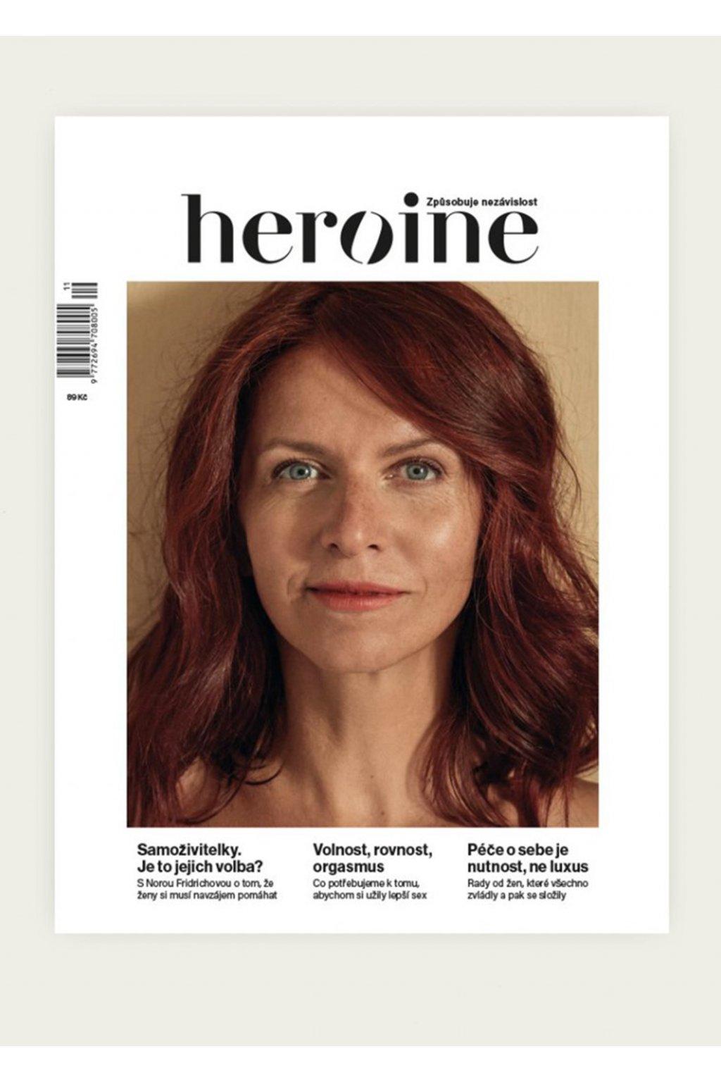 heroine nora puravida