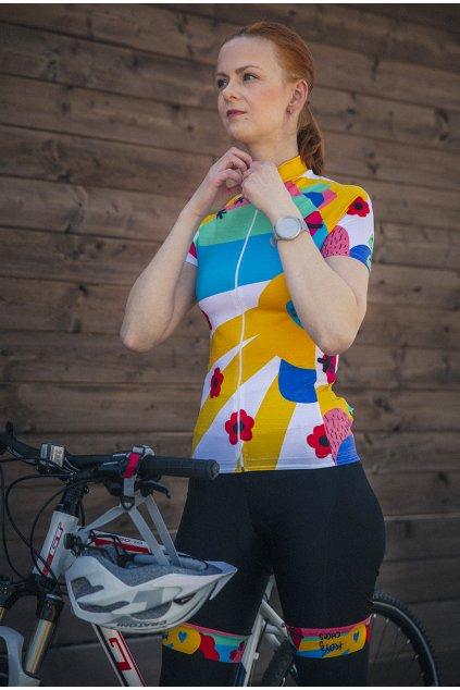 puravida cyklo kalhoty future