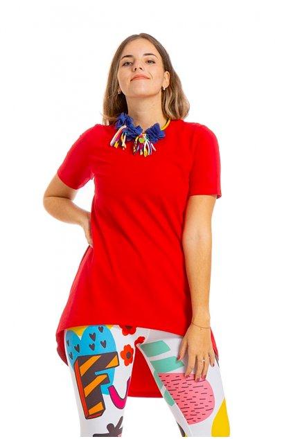 puravida triko vlecka cervene 01
